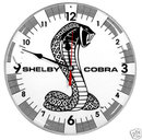 SHELBY COBRA RETRO CLOCK 14