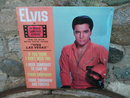 ELVIS VIVA LAS VEGAS Metal Sign