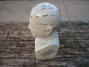 PHRENOLOGY HEAD MEDIUM PORCELAIN