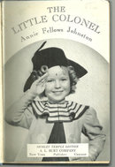 Little Colonel by Annie Fellows Johnston 1935 Shirley Temple Photoplay Edition