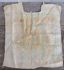 Vintage Shabby Chic Good Boy Baby Bib