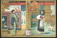 Victorian Trade Card Liebig Company's Fleisch-Extract
