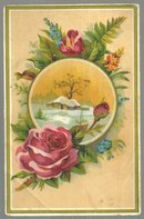 Victorian Trade Card for S. Bennett Bro. And Company, Gents' Furnishings, Peoria