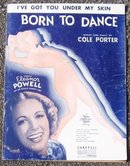 I've Got You Under My Skin From Born to Dance starring Eleanor Powell 1936 Music