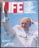 Life Magazine September 1979 Pope John Paul II on the Cover