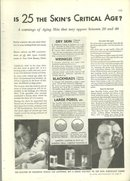 1932 Good Housekeeping Magazine Advertisment for Ambrosia Cleanser Skin Aging