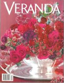Veranda Magazine November-December 2003 Dinner in Another Era