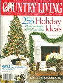 Country Living Magazine December 2004 256 Holiday Ideas