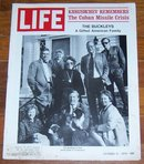 Life Magazine December 18, 1970 The Buckley of Great Elm on the Cover