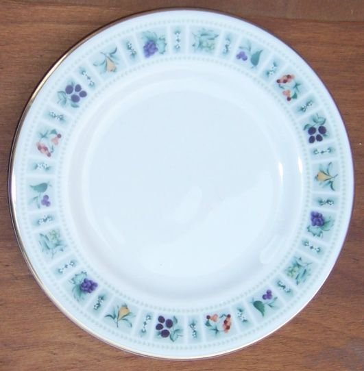 Vintage Royal Doulton China Tapestry Pattern Small Plate
