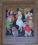 Boys and Girls of Bookland Illustrated by Jessie Willcox Smith 1923 1st edition