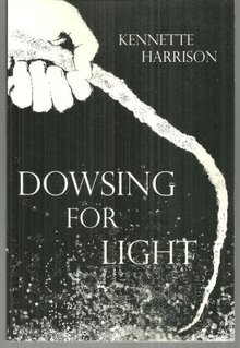 Dowsing for Light Signed by Kennette Harrison 1999 1st Edition Poetry