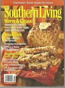 Southern Living Magazine January 2005 Comfort Food on the Cover
