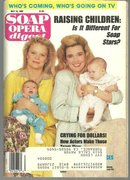 Soap Opera Digest May 16, 1989 Marcy Walker and Melody Thomas Scott on Cover