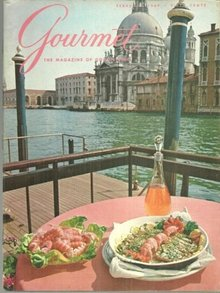 Gourmet Magazine February 1969 Broiling and Grilling with James Beard