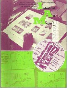 Industrial Art Methods Magazine February 1969 Sketch Ability Pays Off Lockheed