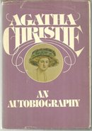 My Autobiography by Agatha Christie 1977 1st edition with Dustjacket Illustrated