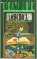 Death on Demand Signed by Carolyn Hart 1987 Death on Demand Cozy Mystery