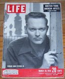 Life Magazine March 20, 1950 19 Young American Artists