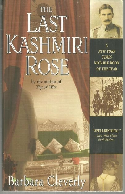 Last Kashmiri Rose by Barbara Cleverly 2010 Historical Mystery