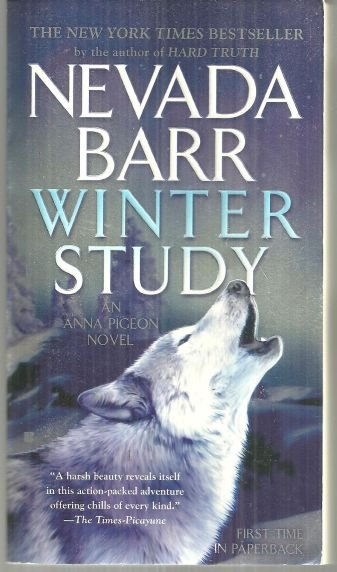 Winter Study an Anna Pigeon Mystery by Nevada Barr 2009