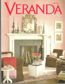 Veranda Magazine April 2008 Frank Stitt