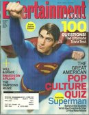 Entertainment Weekly Magazine April 14, 2006 Superman on the Cover