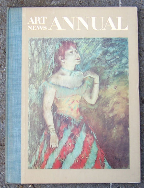 Art News Annual 1963 Literature, Theater, Music, Science and the Visual Arts