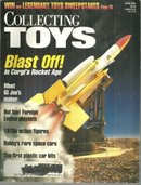Collecting Toys Magazine April 1995 Corgi's Rocket Age on Cover