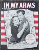 In My Arms From See Here Private Hargrove starring Robert Walker and Donna Reed