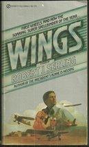 Wings by Robert Serling 1978 Aviation Novel