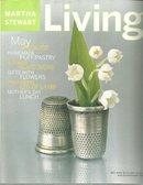 Martha Stewart Living Magazine May 2002 Mother's Day Album