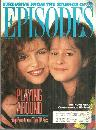 Episodes ABC Soaps Magazine May/June 1991 Anna and Robin from GH on Cover