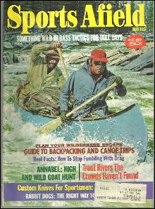 Sports Afield Magazine May 1972 Sports Afield Almanac
