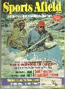 Sports Afield Magazine May 1972 Sports Afield Almanac