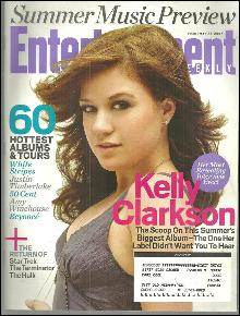 Entertainment Weekly Magazine May 25, 2007 Summer Music Preview Issue