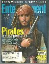 Entertainment Weekly Magazine May 18, 2007 Johhny Depp in Pirates on the Cover