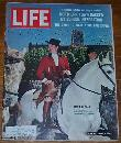 Life Magazine May 6, 1966 Jackie in Spain on cover