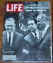 Life Magazine June 30, 1967 Kosygin at the UN Summit at Glassboro on the cover