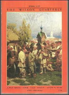 Wilson Quarterly Magazine Spring 1989 Reform in Russia