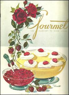 Gourmet Magazine June 1946 Times of My Life by Stephen Longstreet