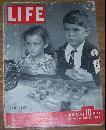 Life Magazine June 2, 1941 World War II Issue Sunday School on cover