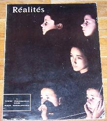 Realites Magazine July 1963 TV A New Teacher For Our Children on the Cover