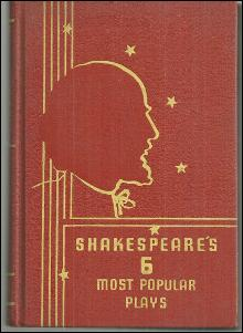 Shakespeare's Most Popular Plays 1937 Illustrated by Laurence Brinkman