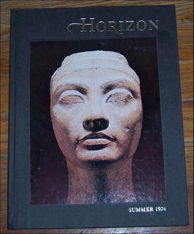 Horizon Magazine of Arts Summer 1974 Maverick Pharaoh