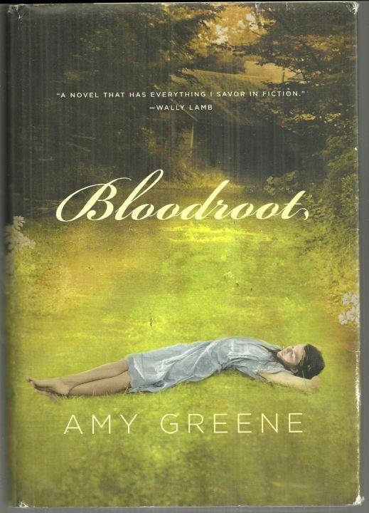 Bloodroot by Amy Greene 2010 1st edition with Dust Jacket Southern Fiction