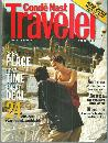 Conde Nast Traveler Magazine August 1999 San Sebastian, Spain on the Cover