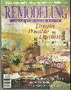 Remodeling Ideas for Your Home Summer 1997 Sunny Haven in a Former Garage Cover