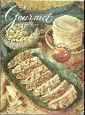 Gourmet Magazine August 1961 Mahrajan a Lebanese Picnic