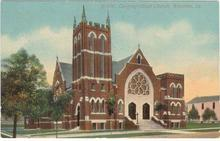 Postcard of The Congregational Church, Waterloo, Iowa